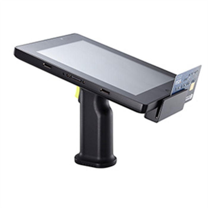 """MT4310 Hybrid Fixed and Mobile 10"""" POS Tablet with Gorilla Glass and Windows 10 IoT"""