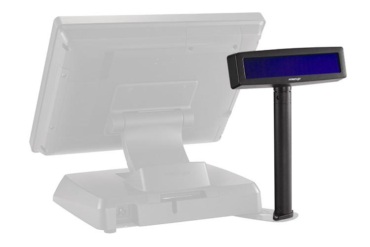 Rear Base Mount Display - PD2605