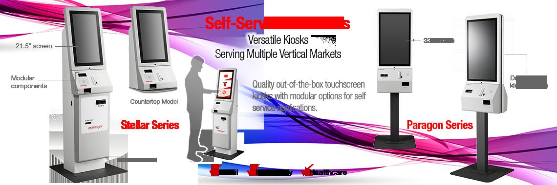 Kiosks - Self Service Solutions