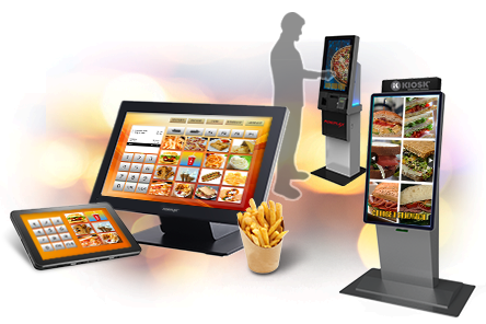 POS Systems for Hospitality | Touch Screen POS | Posiflex USA