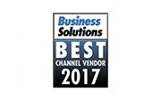 Best Channel Vendor 2017