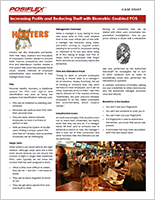 Hooters Biometric Case Study