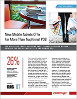 New Mobile Tablets Offer Far More Than Traditional POS