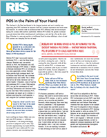 POS in the Palm of Your Hand